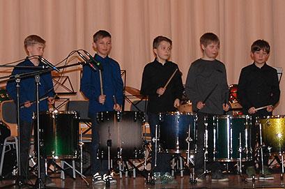 "Trommelgruppe ""Chaos Drum Boys"""